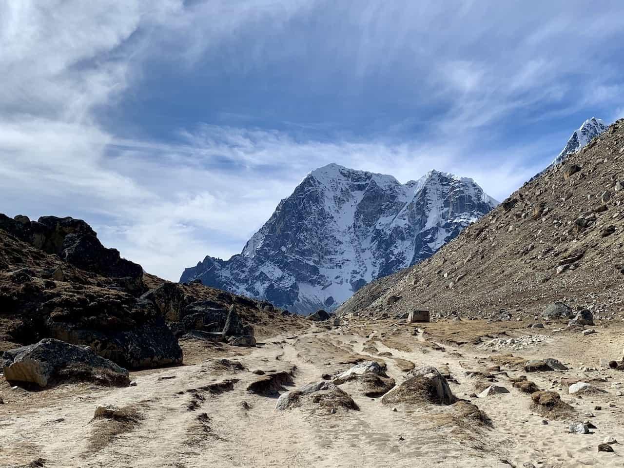 Dzongla Hiking