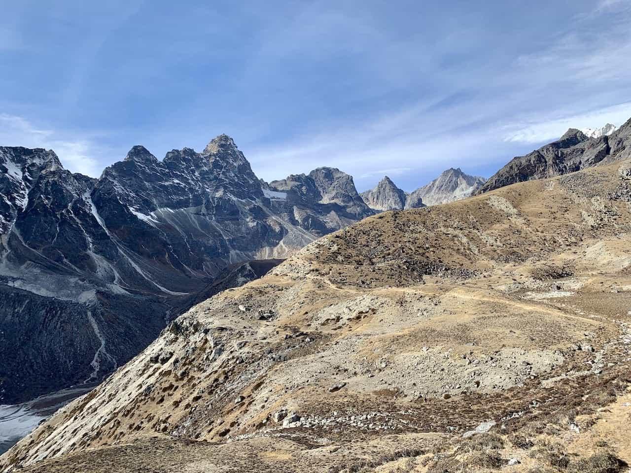 Dzongla Path