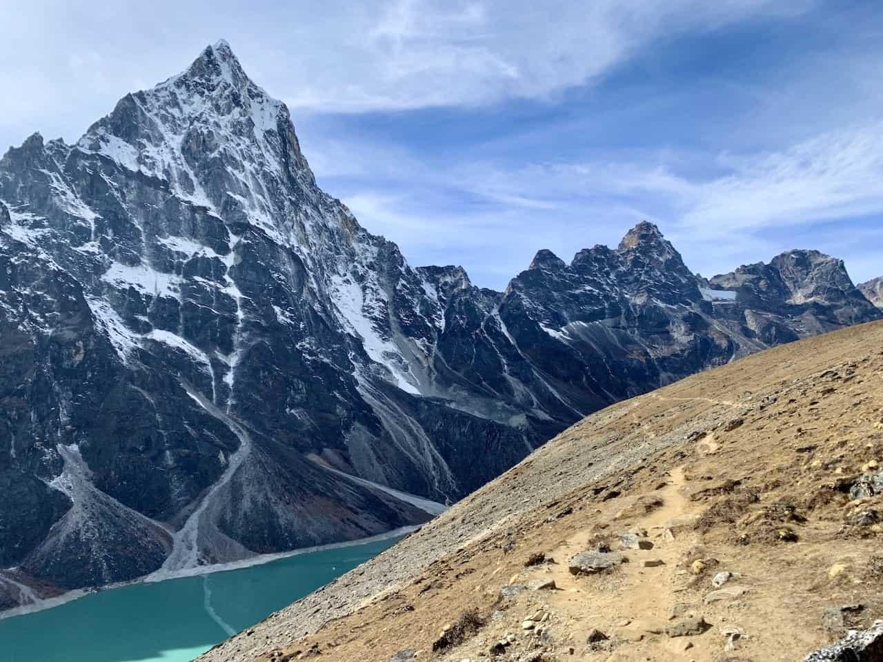 Himalayas Nepal Lake