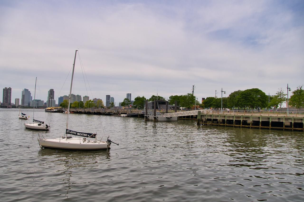 Hudson River Parks