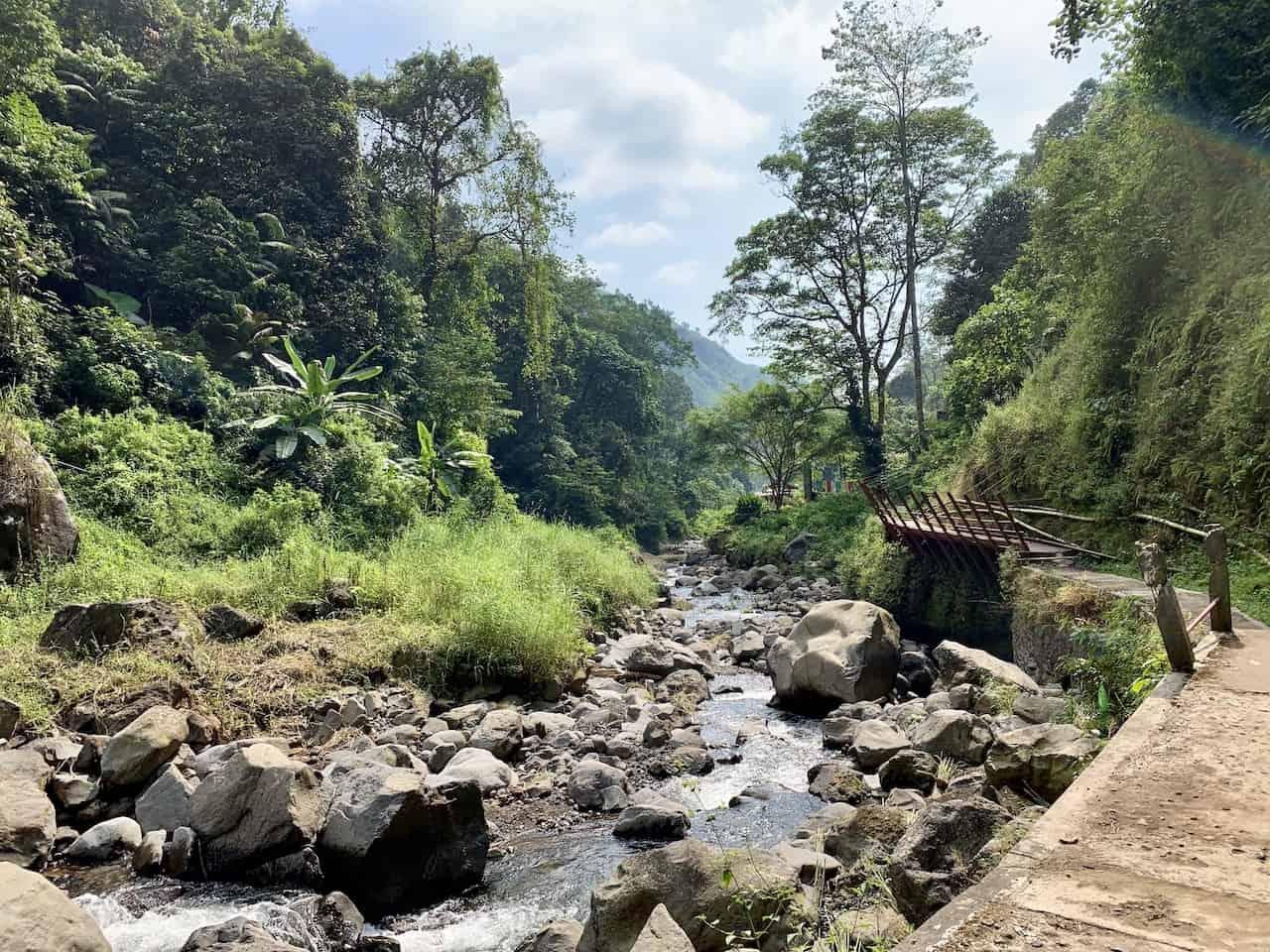 Madakaripura Hike