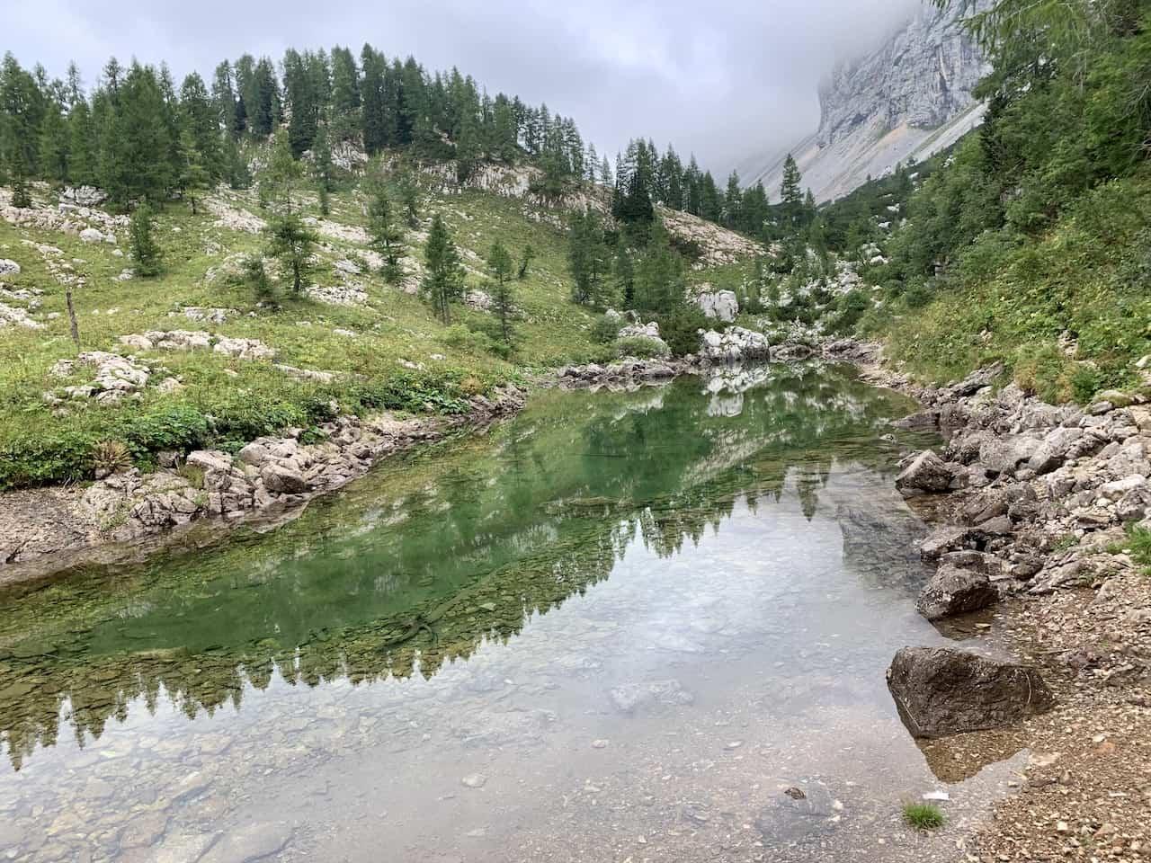 Mocivec Lake
