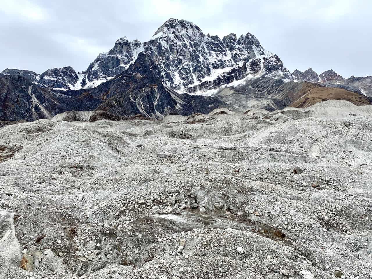 Ngozumpa Glacier Hike