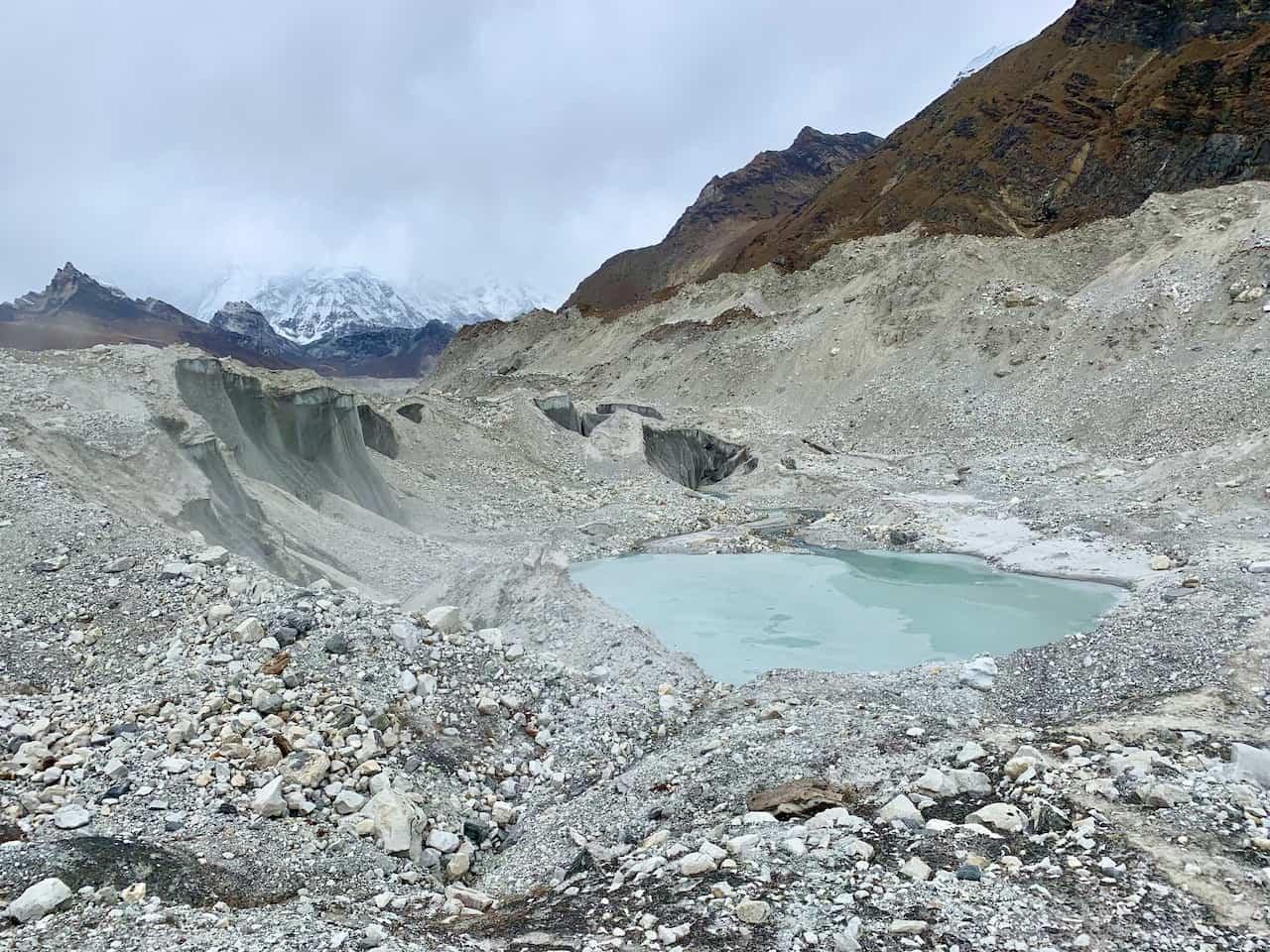 Ngozumpa Glacier Lake