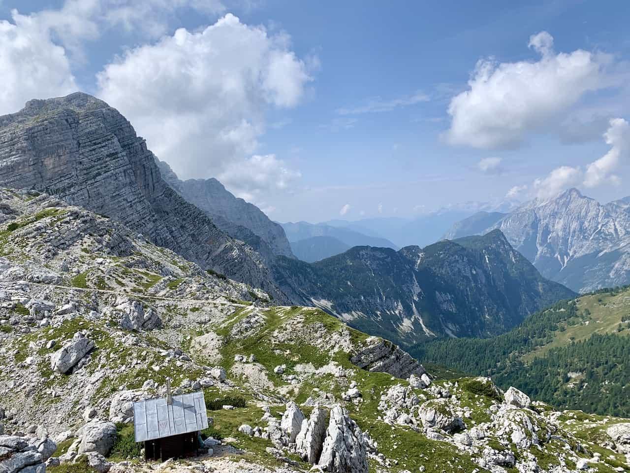 Seven Lakes Valley Slovenia