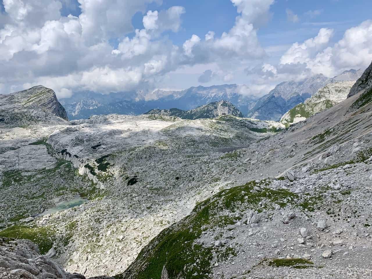 Slovenia Hiking Trails