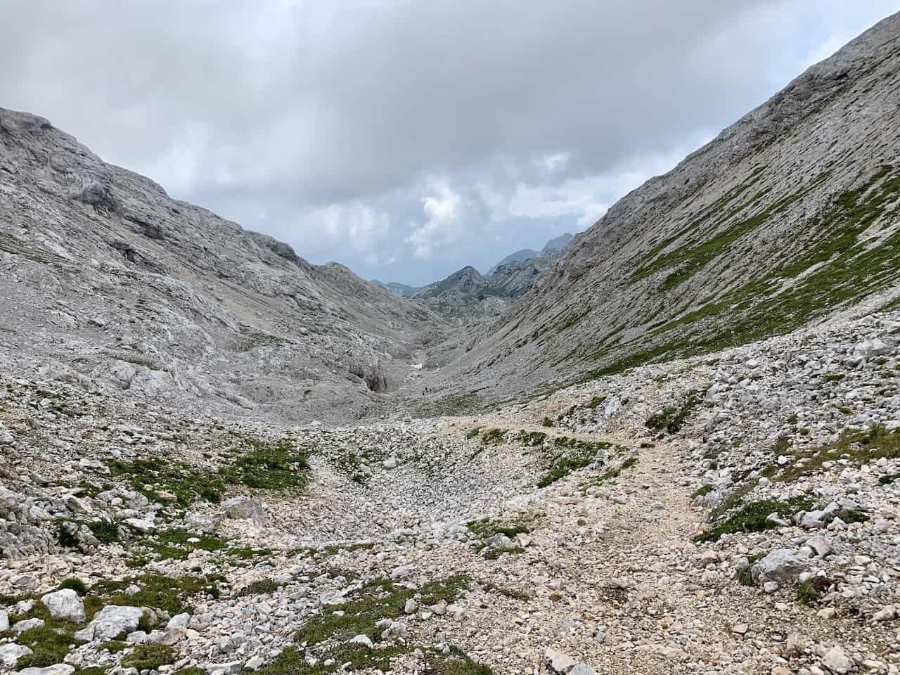 Triglav Lakes Trail