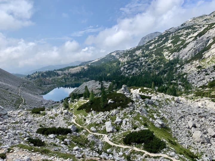 Seven Triglav Lakes Valley Hike