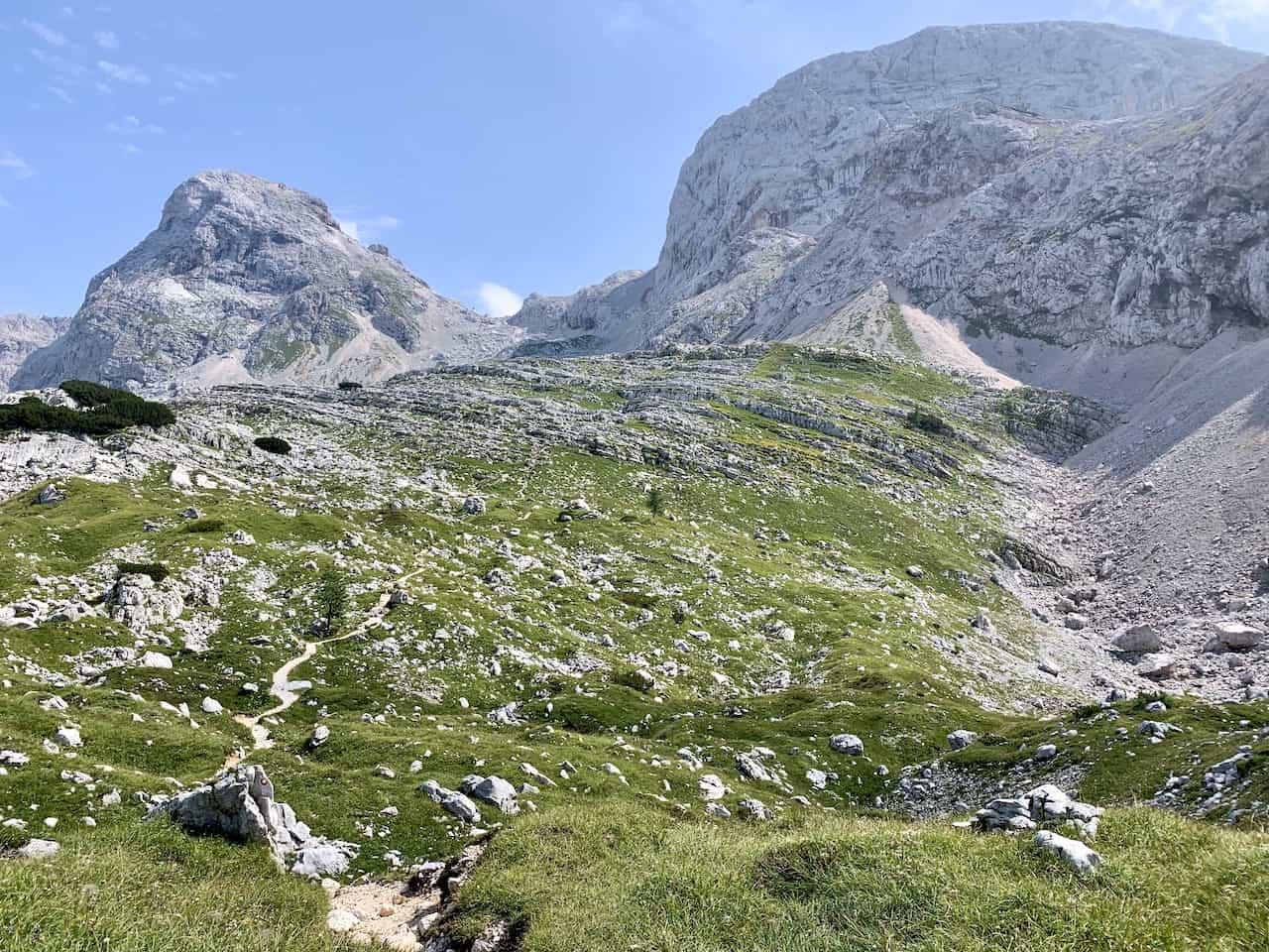 Triglav Valley Hike Slovenia