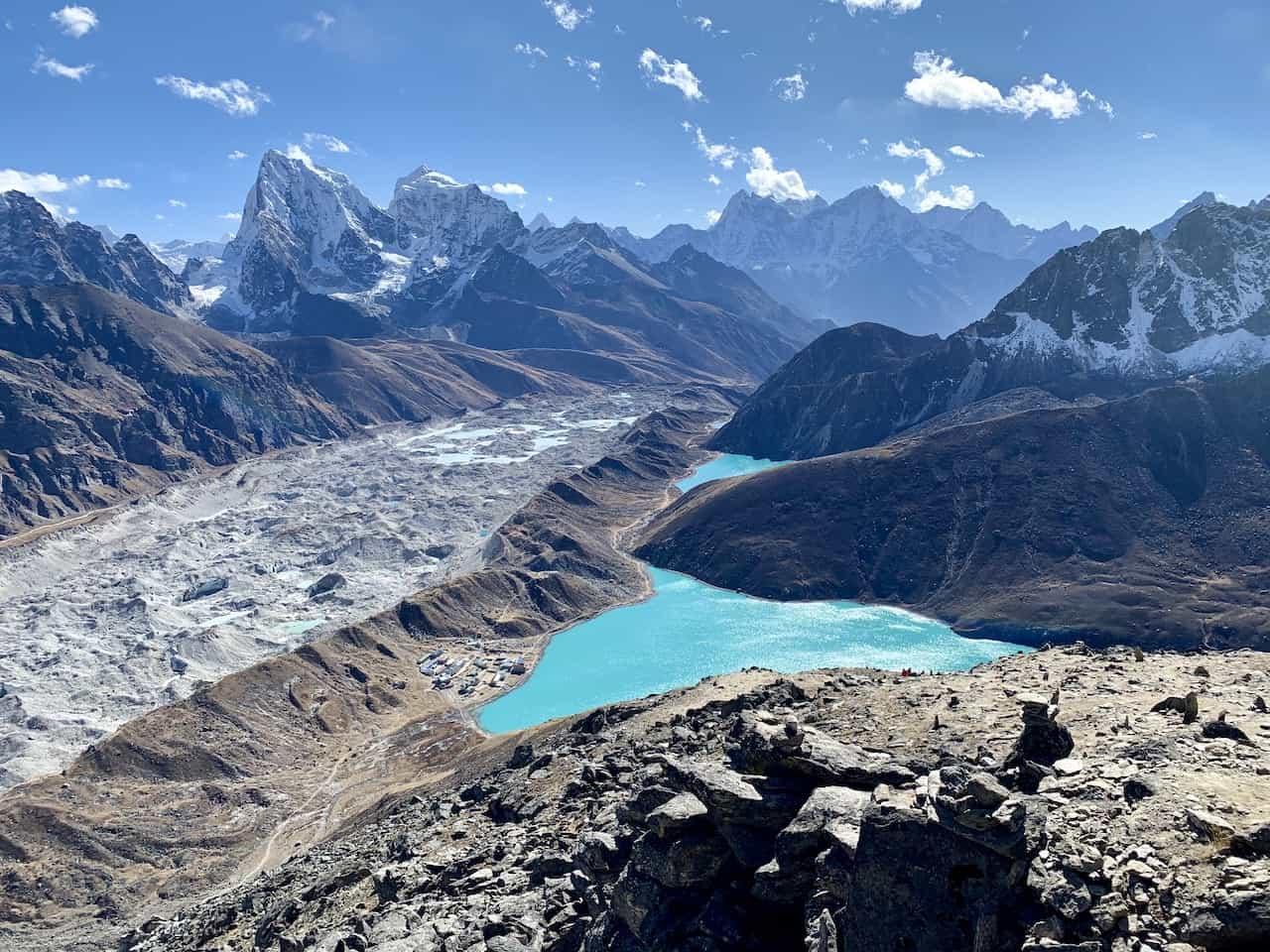 Gokyo Lakes Nepal View