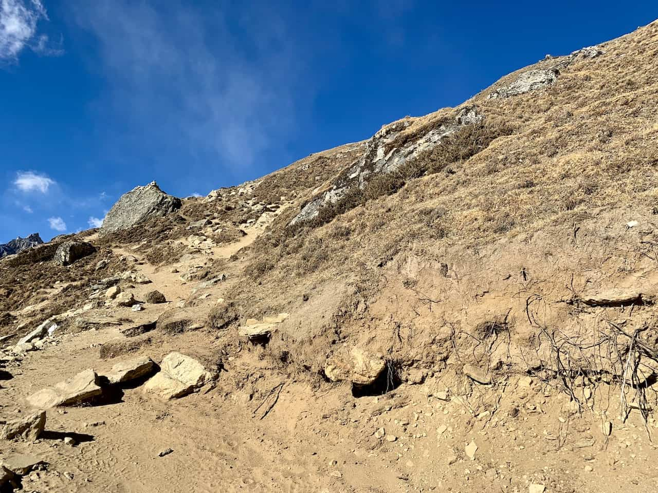 Gokyo Ri Trekking Route
