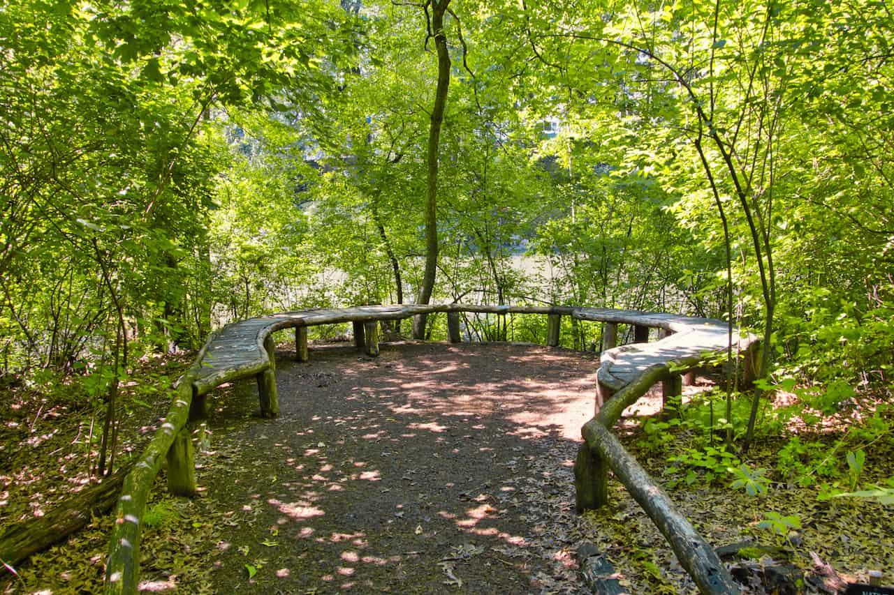 Hallett Nature Sanctuary Pond