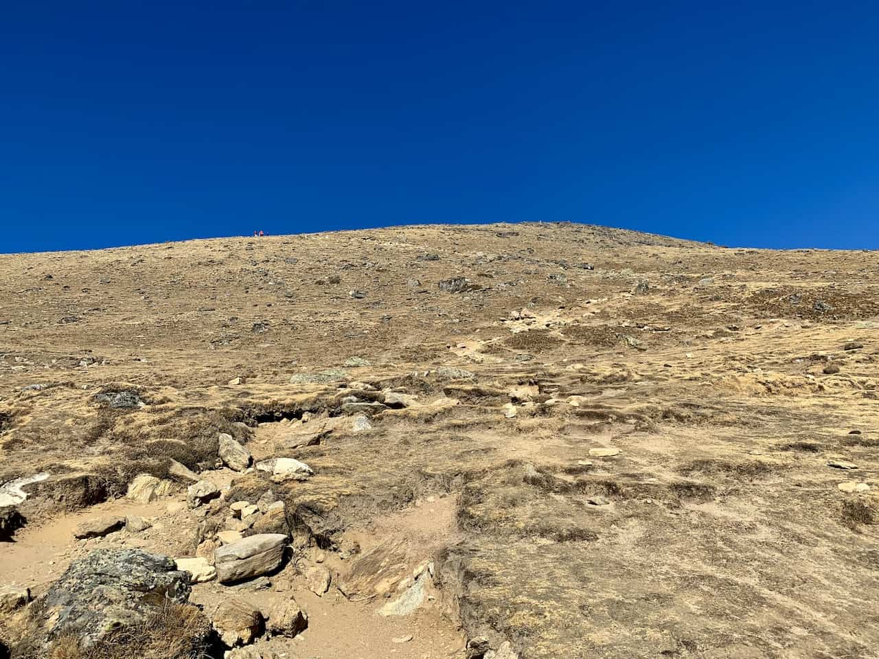 Himalayas Hiking Path