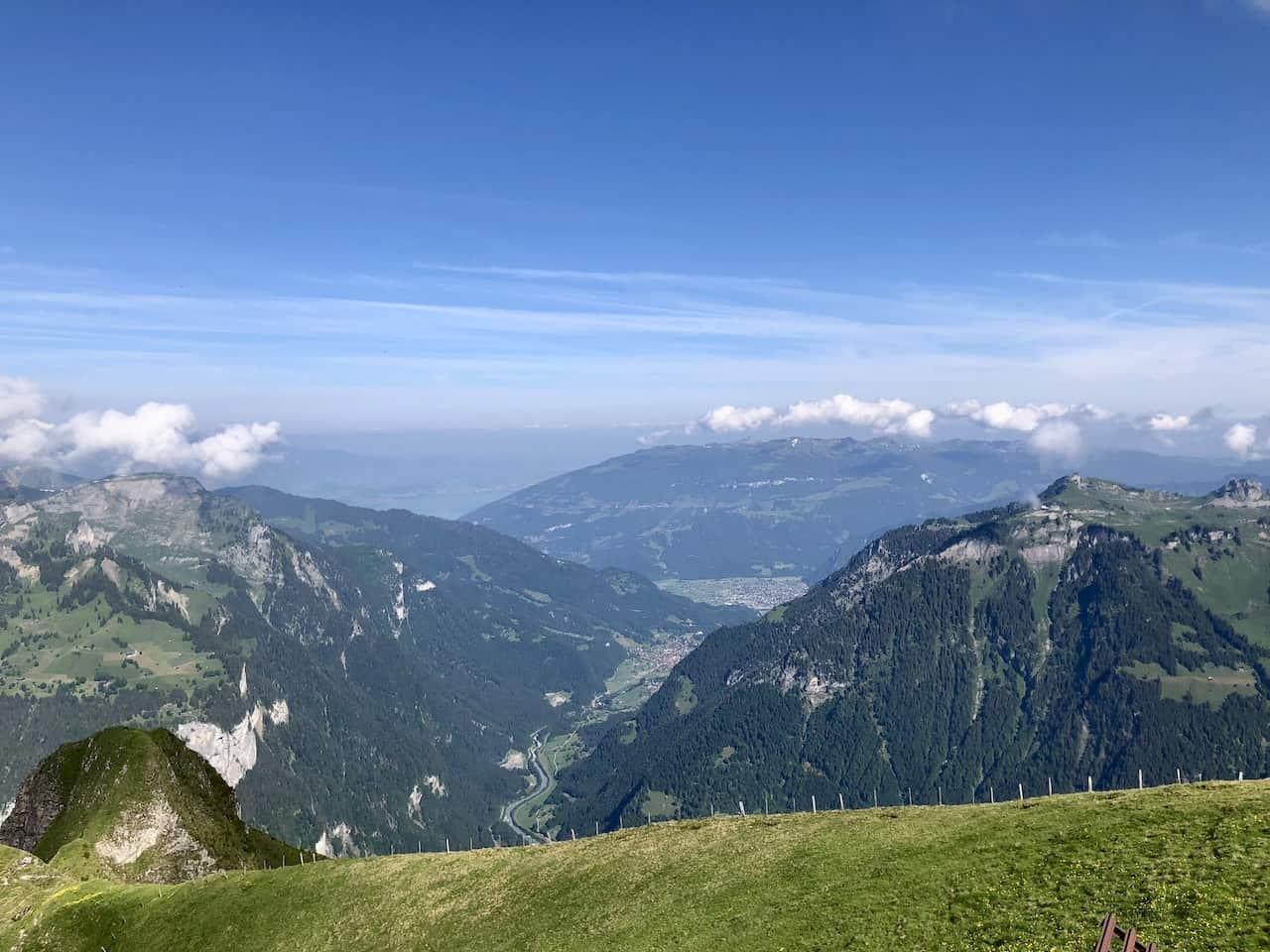 Mannlichen Jungfrau Region