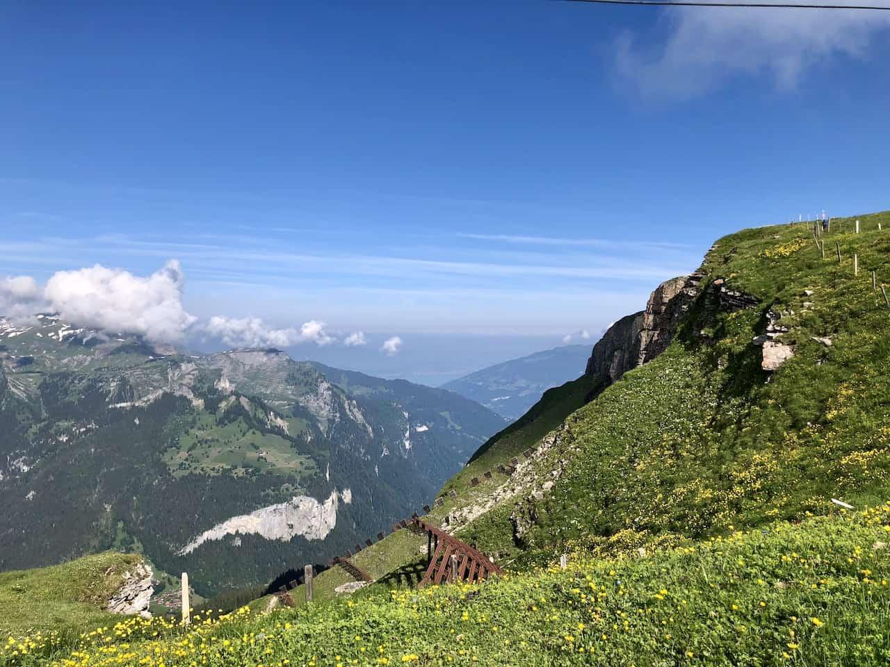 Mannlichen Switzerland Hiking