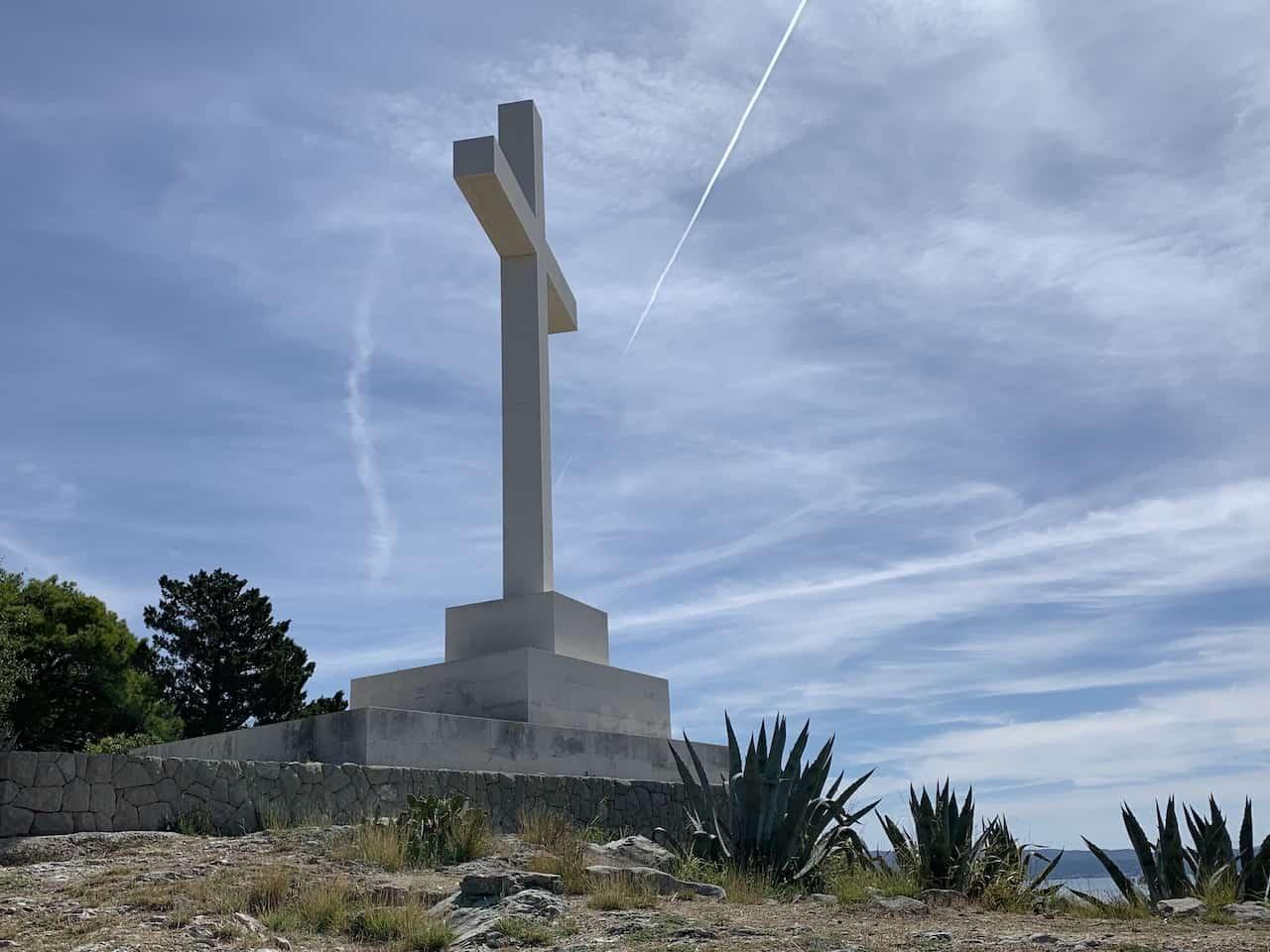 Marjan Hill Cross