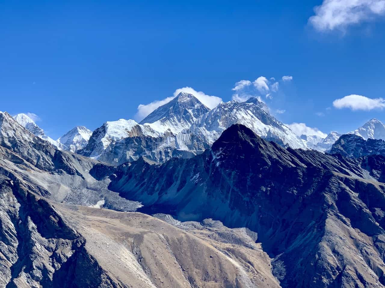 Mount Everest Viewpoint from Gokyo Ri