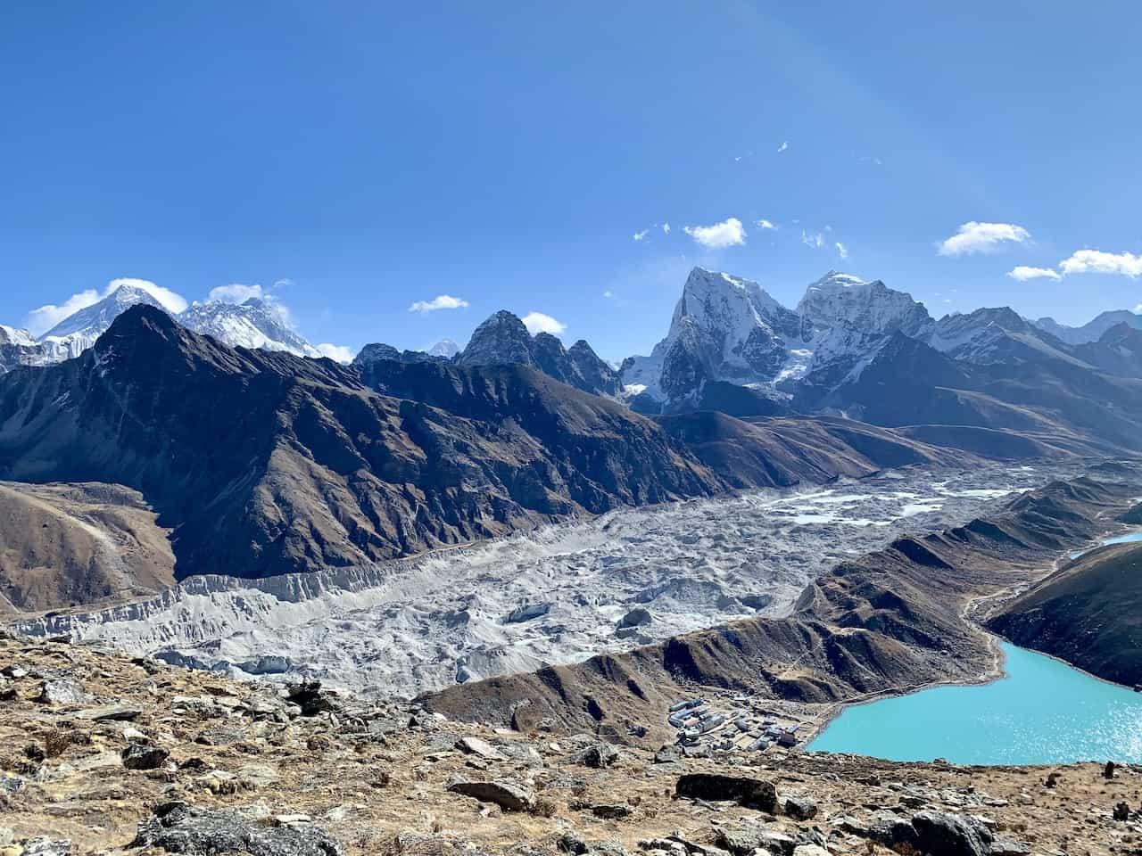 Ngozumpa Glacier Viewpoint