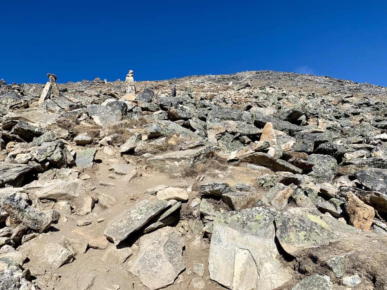 Rock Cairns Himalayas