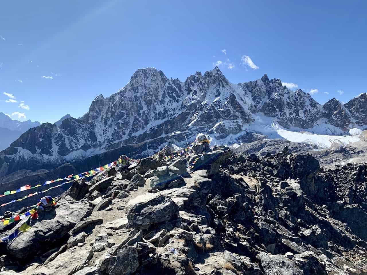 Sagarmatha National Park Summit Views