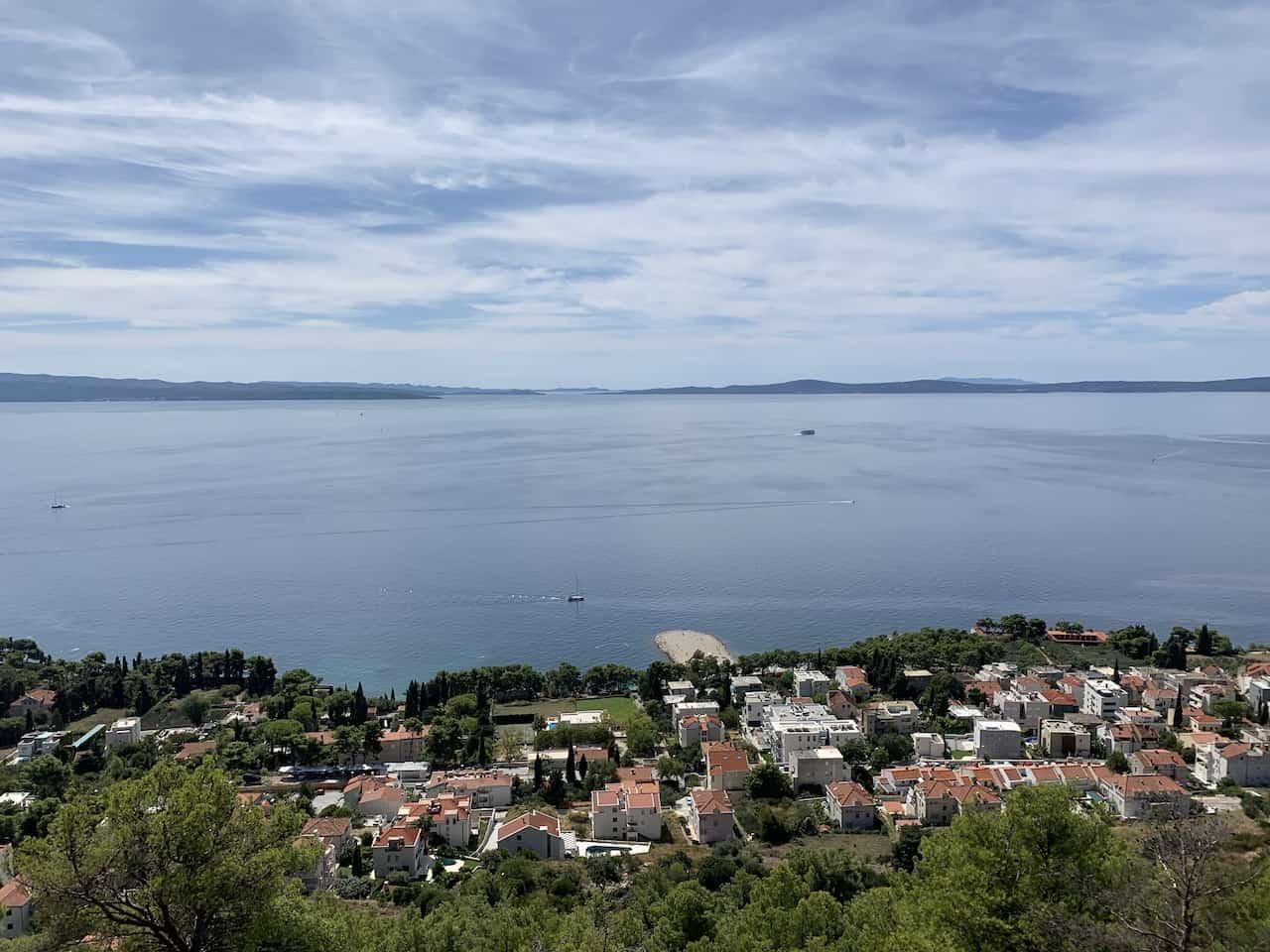 Split Croatia Views