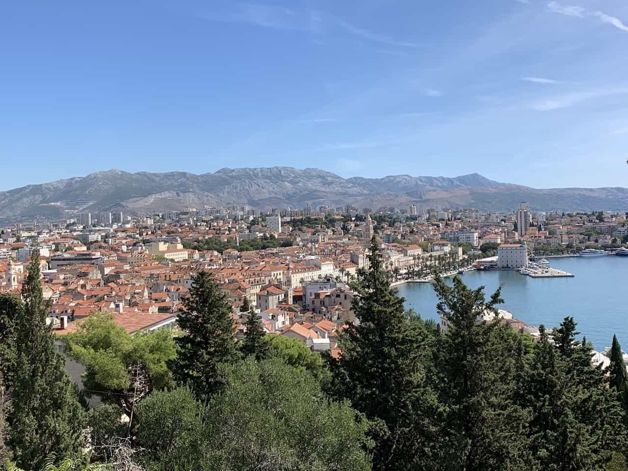 Split Restaurant View