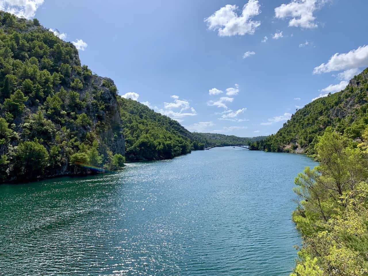 Krka National Park Boat
