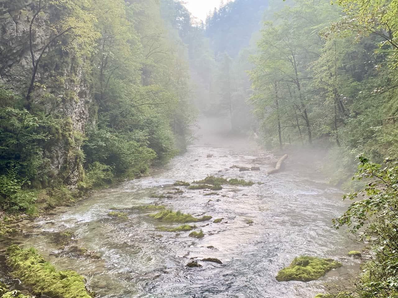 Radovna River Bled