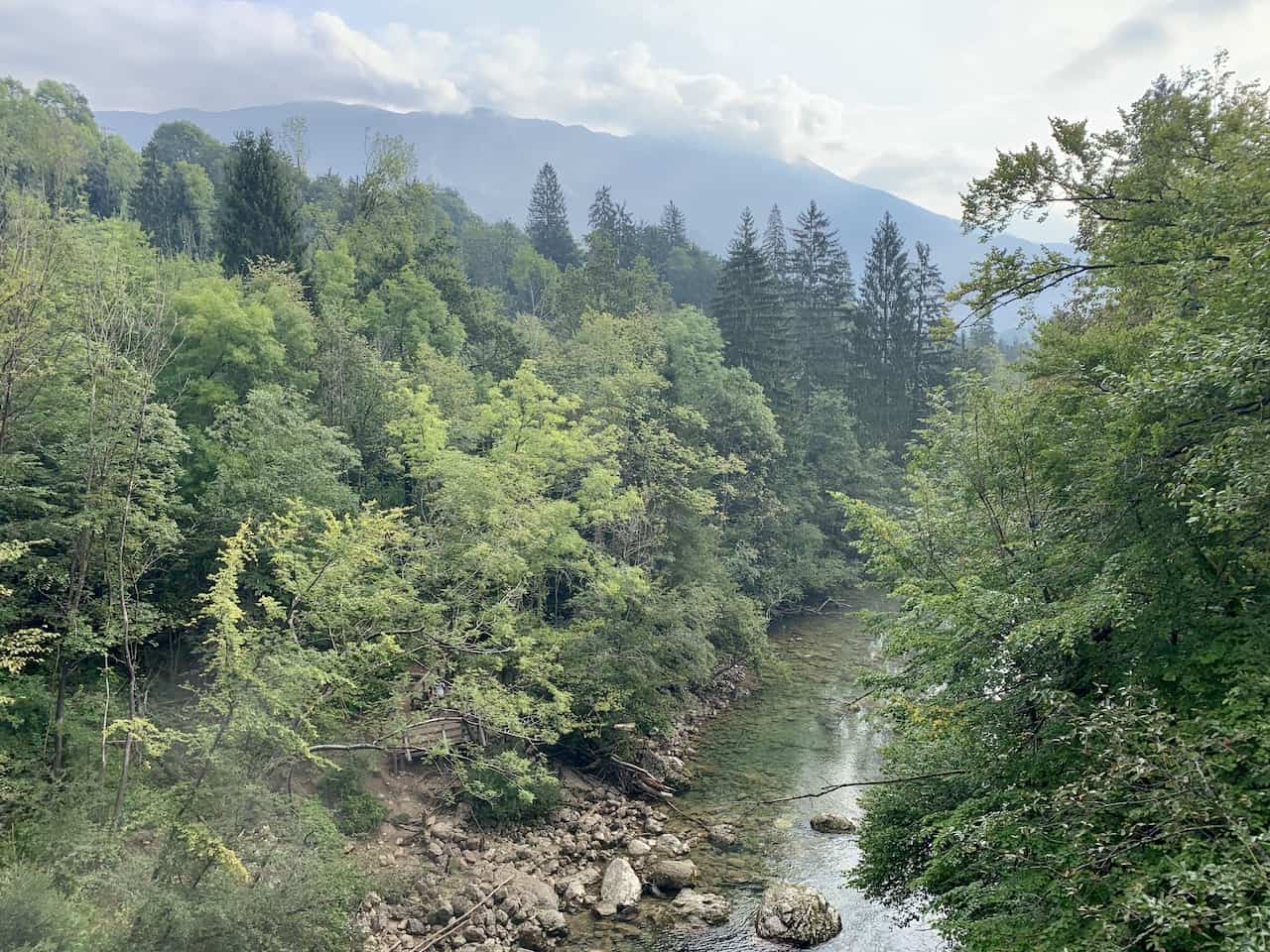 Sum Waterfall Slovenia
