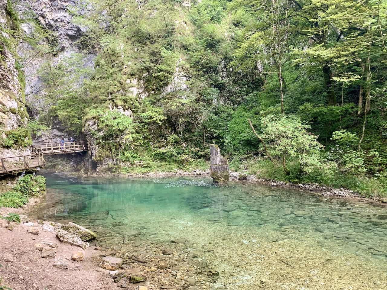 Vintgar Gorge Trail