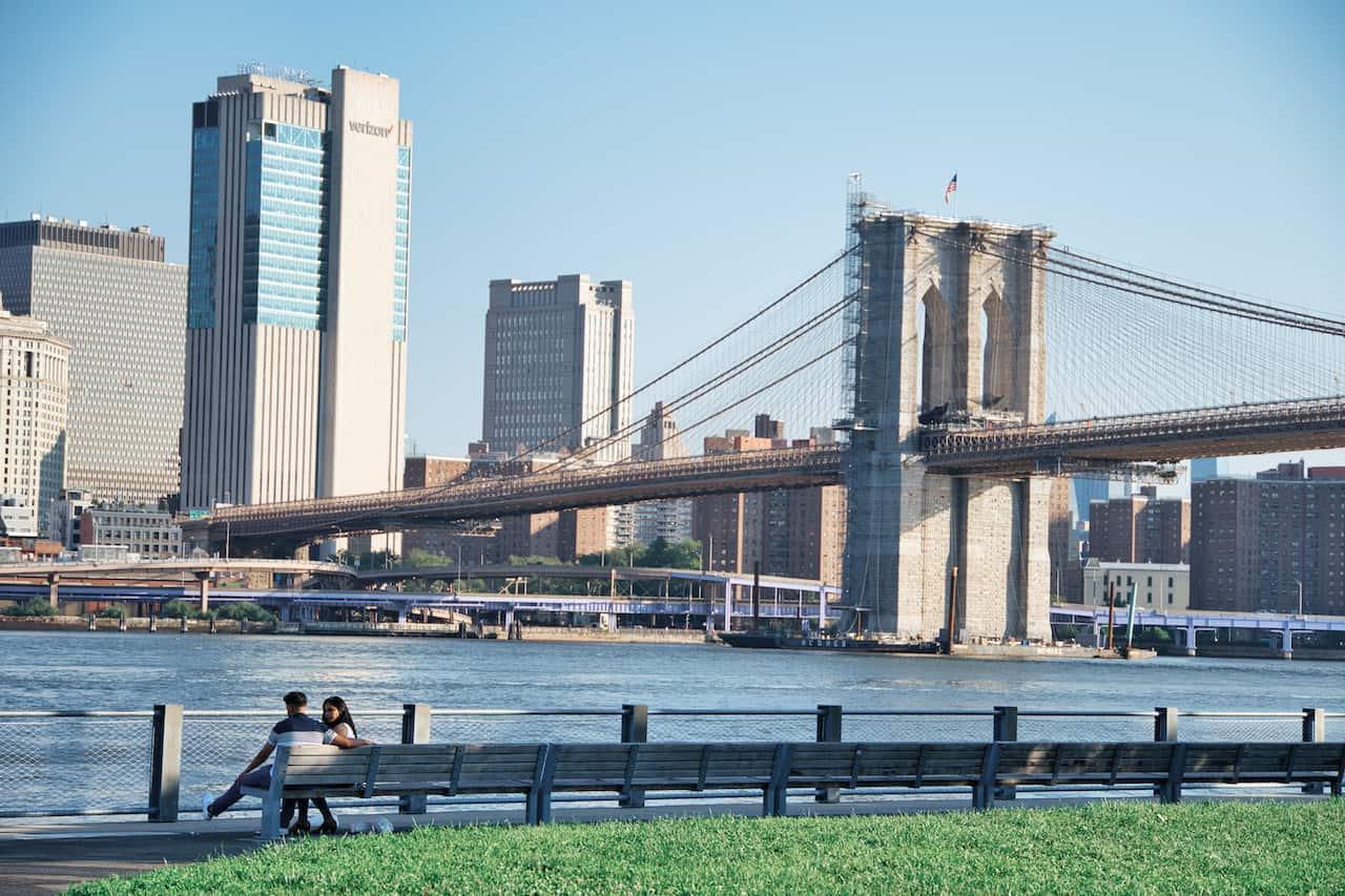 Brooklyn Bridge Park Lookout