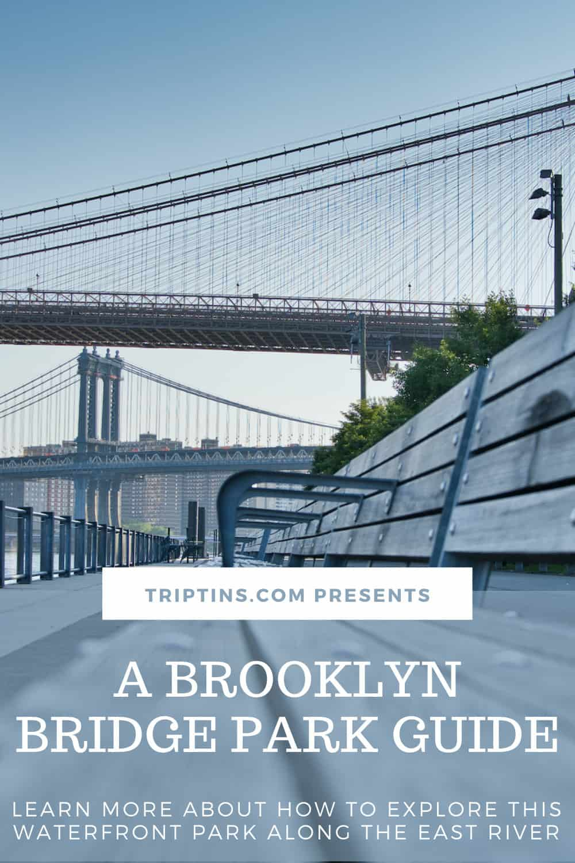 Brooklyn Bridge Park NYC