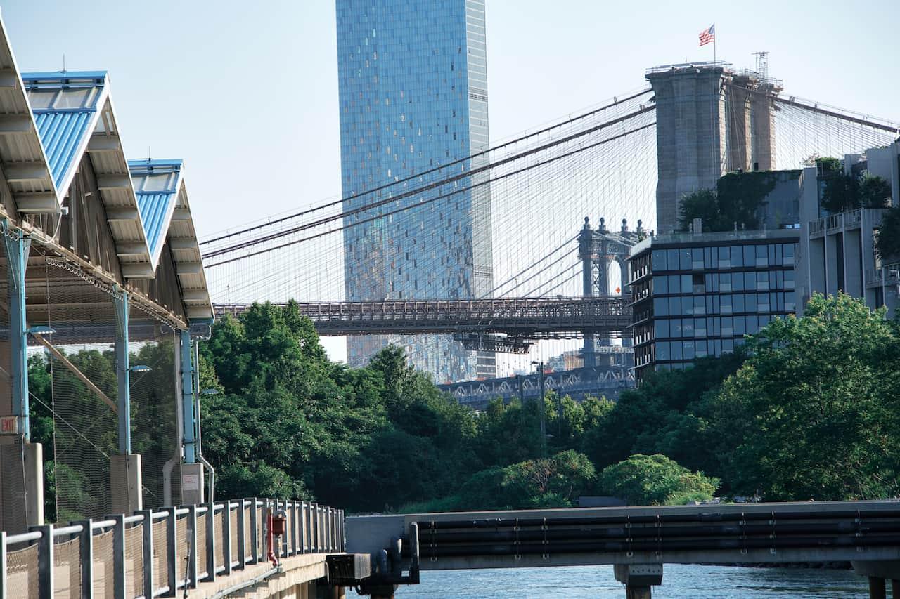 Brooklyn Bridge Park Pier 2