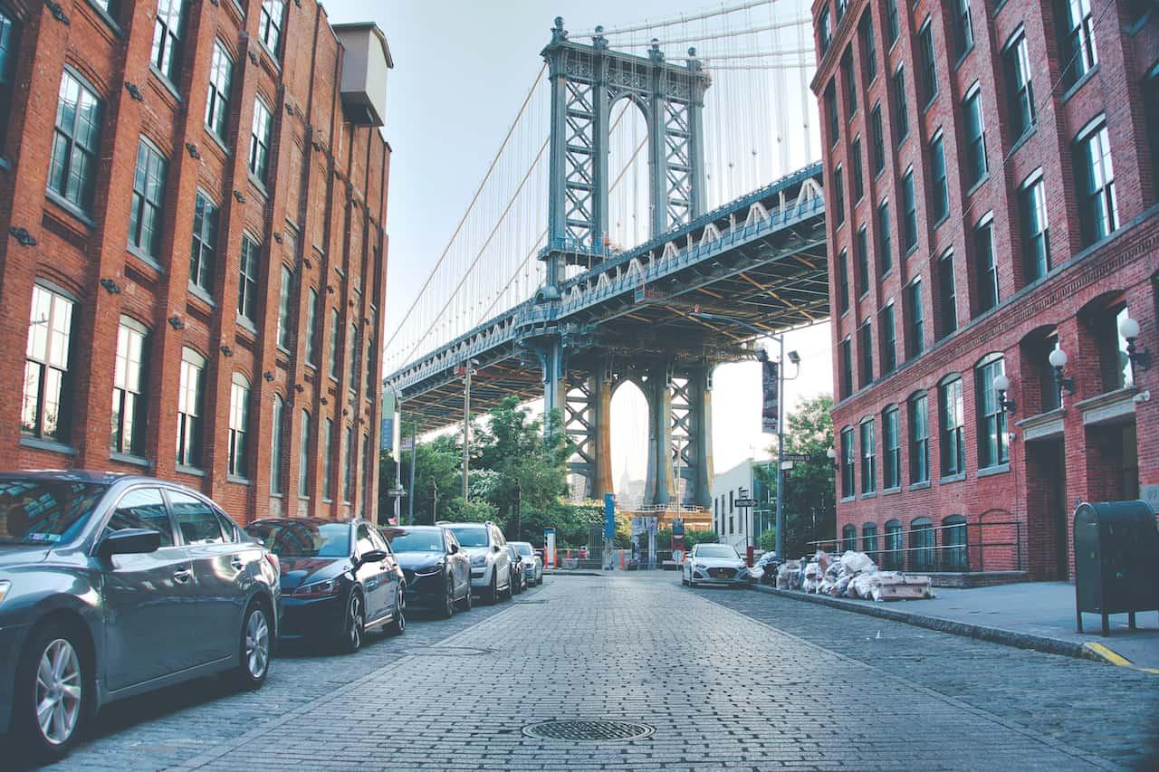Dumbo Bridge Photo Location