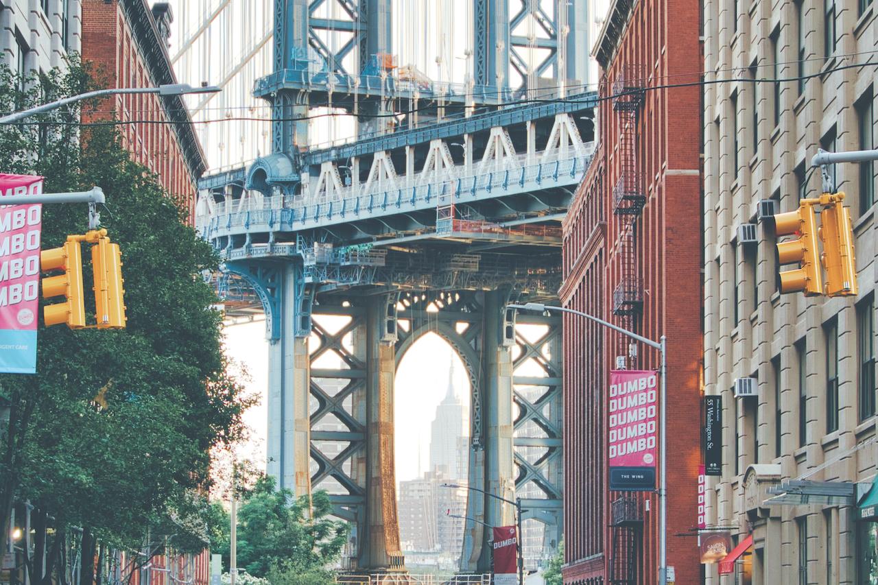 Dumbo Photo Location