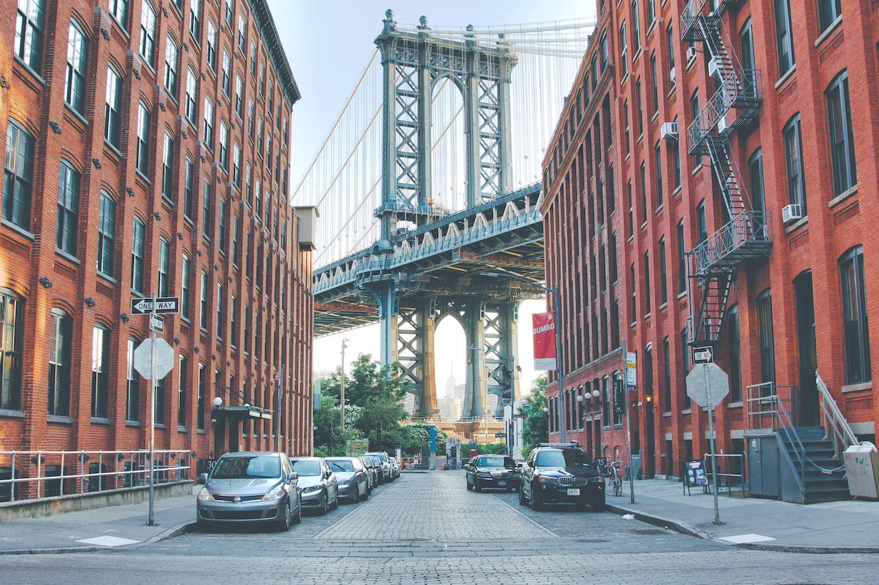 Manhattan Bridge View Point