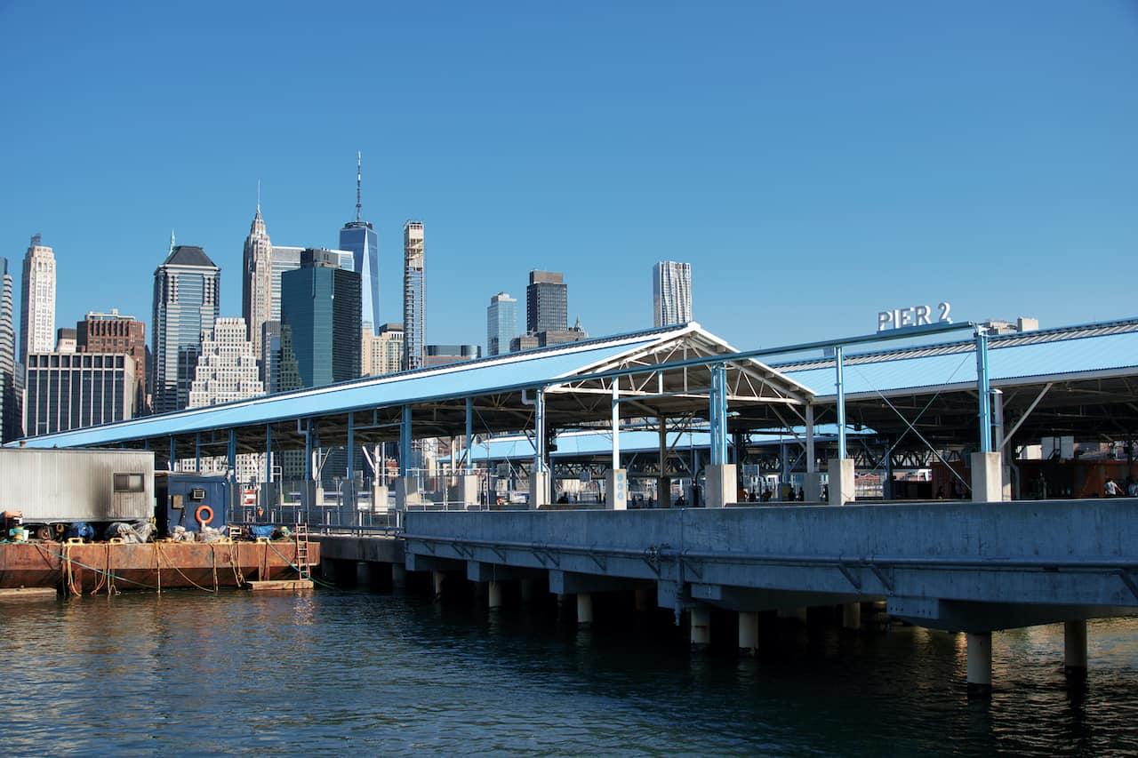 Pier 2 Brooklyn