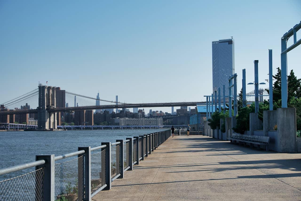 Pier 3 Brooklyn Bridge Park