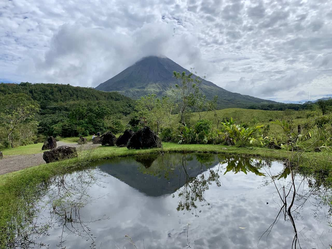 Arenal 1968 Volcano View