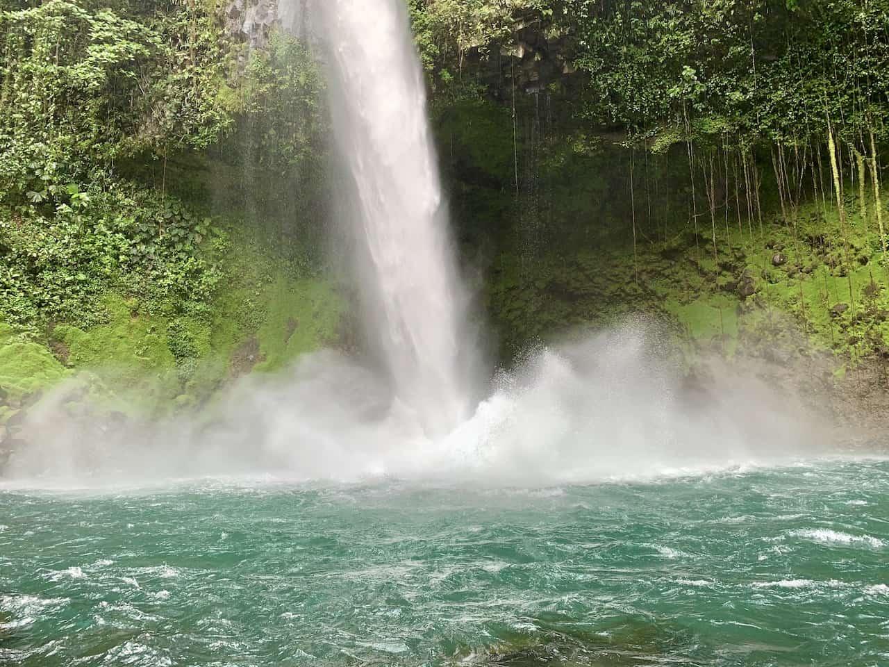 Arenal Waterfall Pool