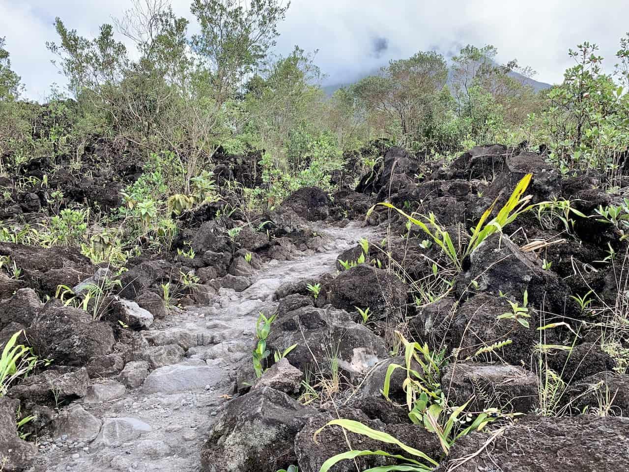 Lava Flow Arenal