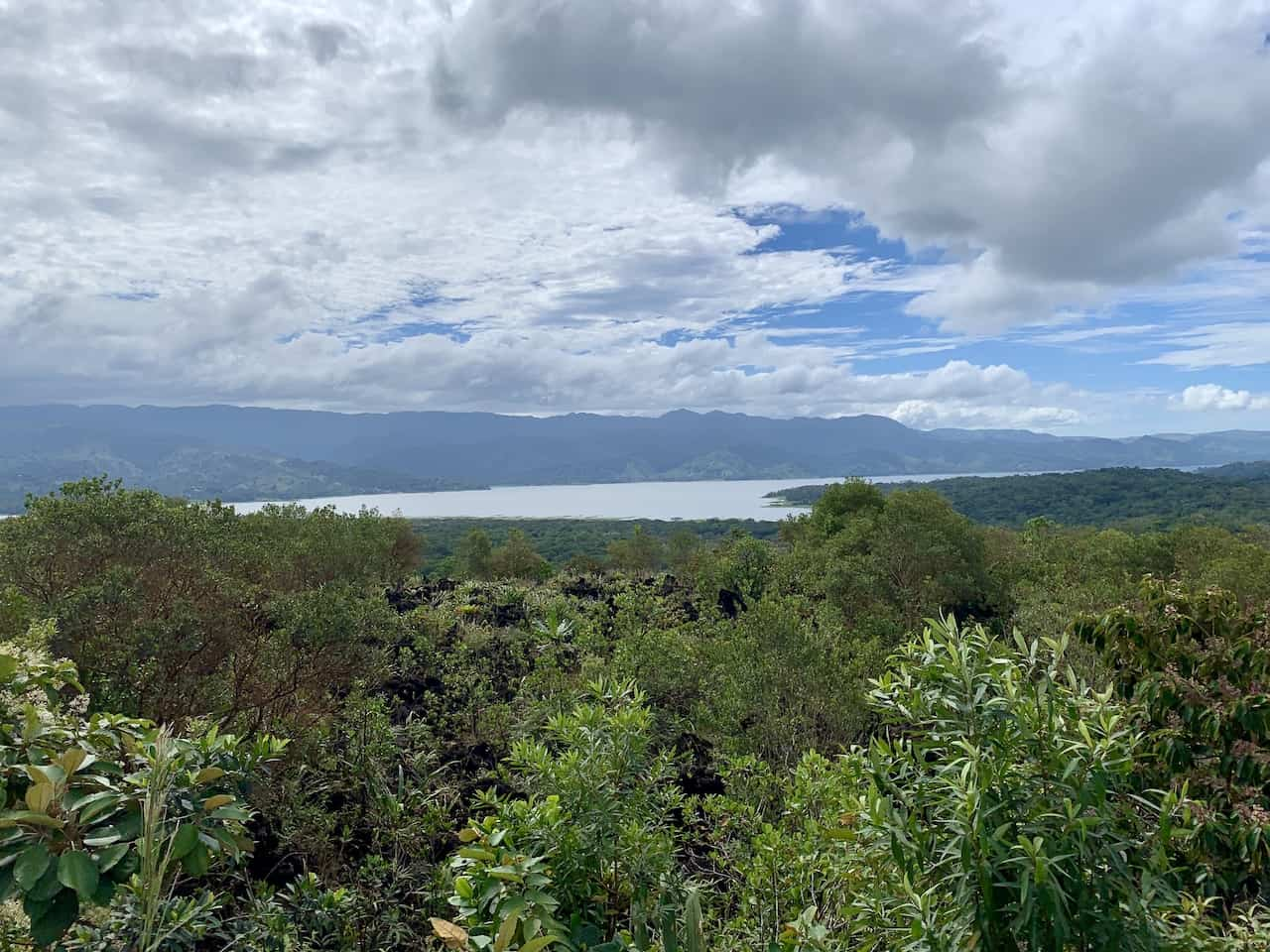 View of Lake Arenal