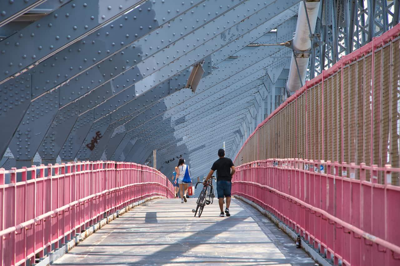 Williamsburg Bridge Bicycle