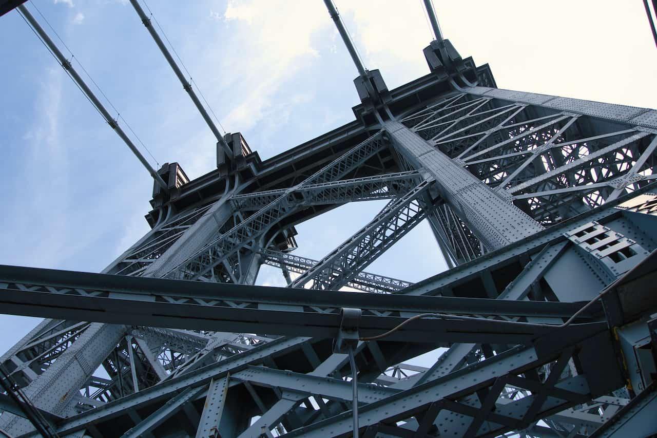 Williamsburg Bridge Columns