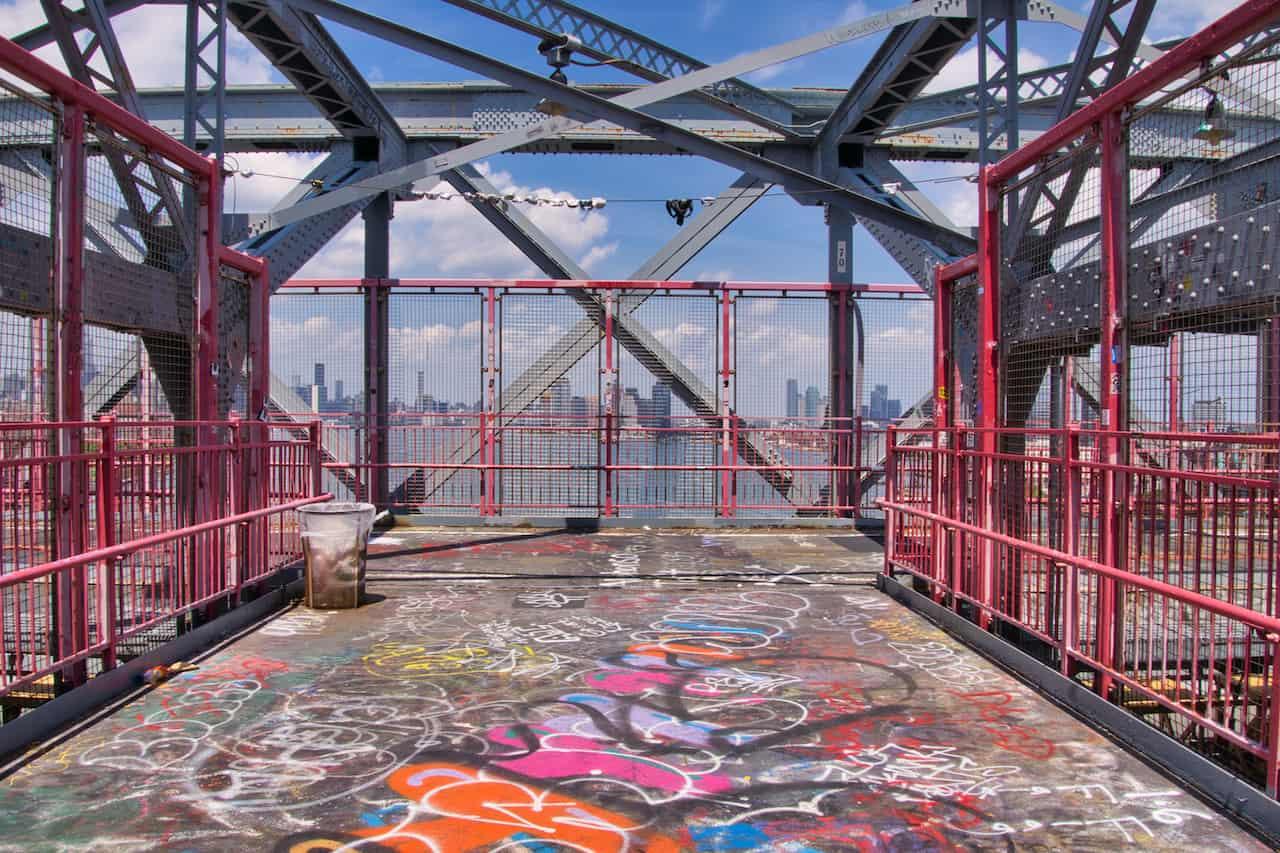 Williamsburg Bridge Intersection