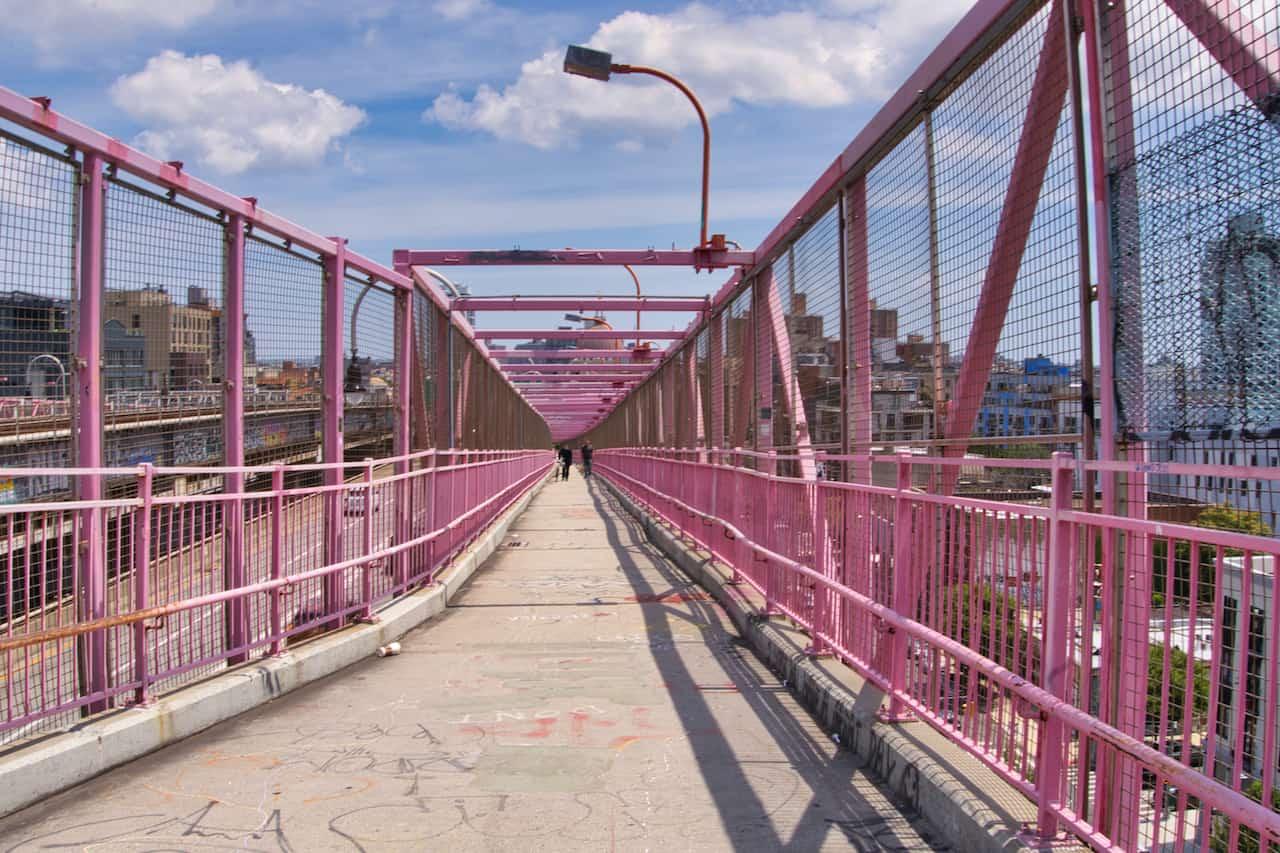 Williamsburg Bridge Ramp