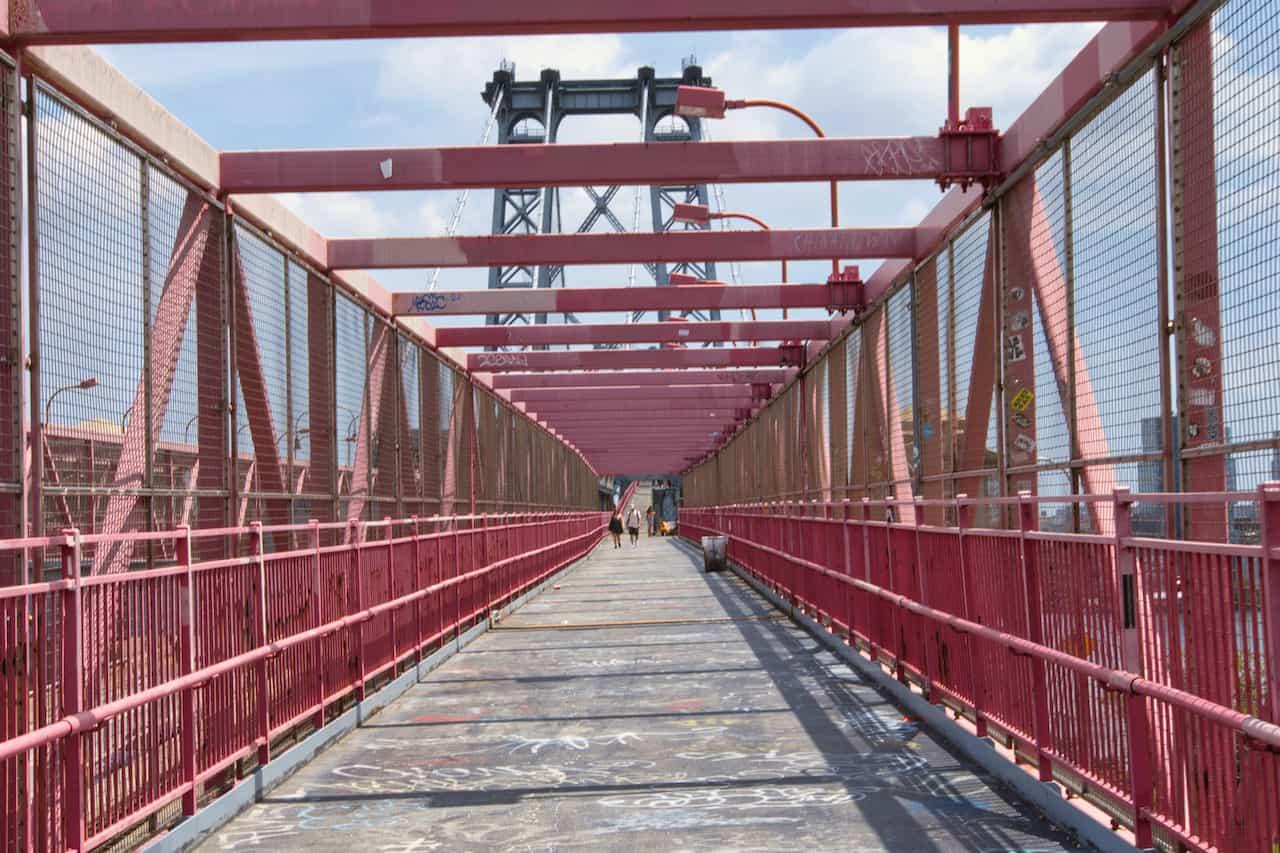 Williamsburg Bridge Run