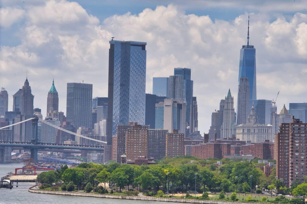 World Trade Center View Williamsburg