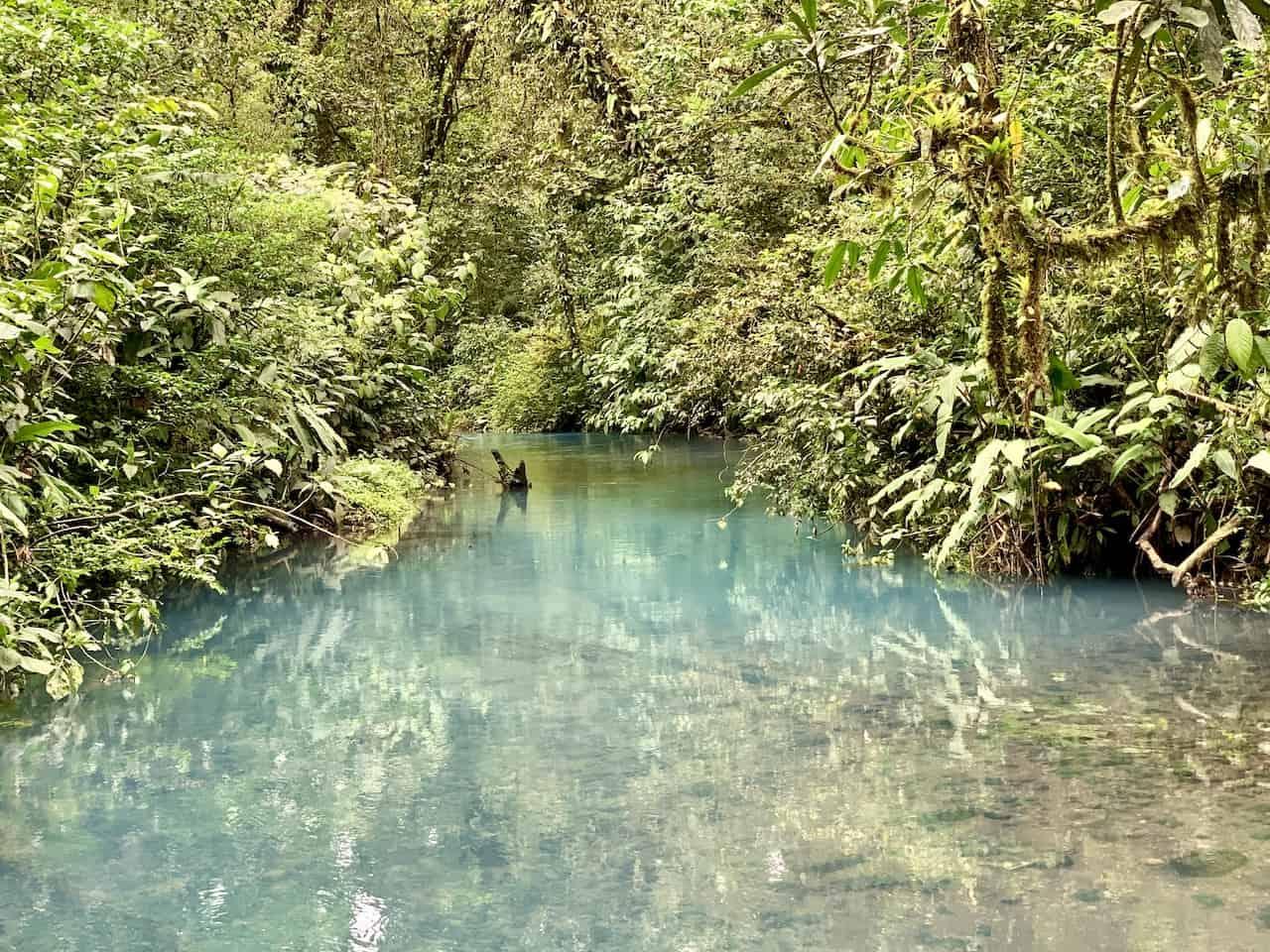 Blue River Costa River